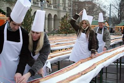 Longest Pastry