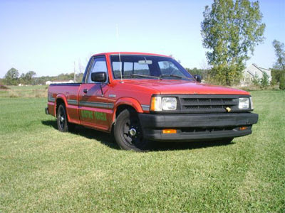 The modified pickup