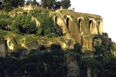 Rome's Palatine Hill