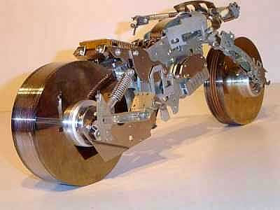 Art From Computer Parts