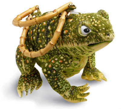 Toad Purse