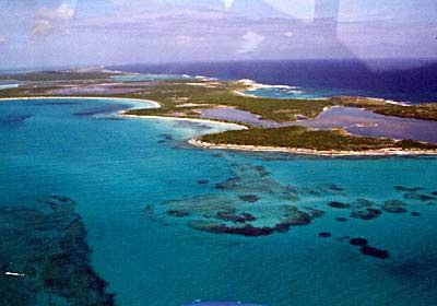 Little Ragged Island Bahamas