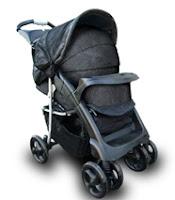 Bullet Proof Baby Stroller