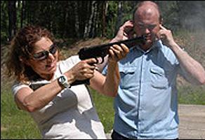 TP-82 pistol