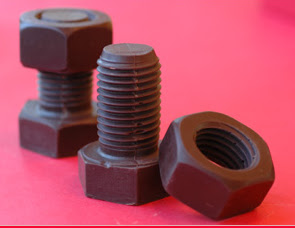 Chocolate bolts