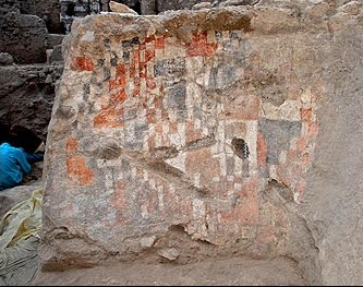 World's Oldest Wall Painting