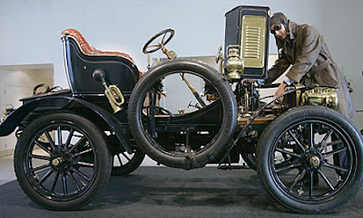 Oldest surviving Rolls-Royce