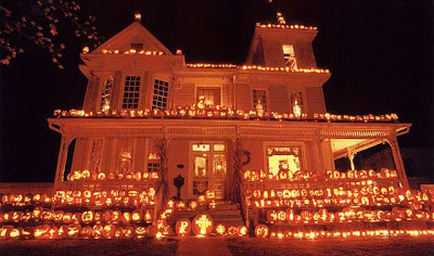 The Great Pumpkin House