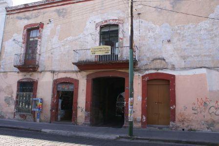 En riesgo 6 mil personas que viven en casonas viejas de Puebla