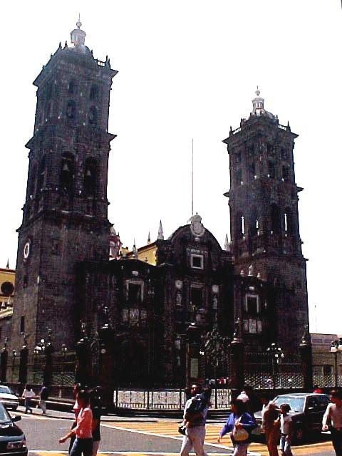 Enfrentamiento en la Catedral