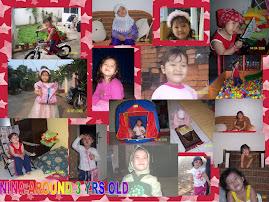 Nina 3-4 years Old