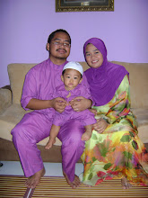 OUR FIRST AIDILFITRI!