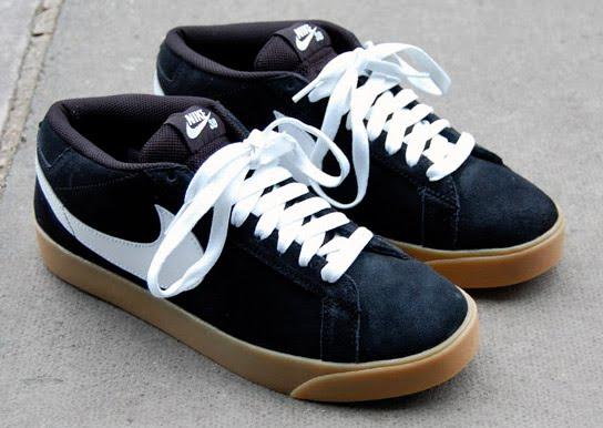 Nike Blazer Low Cs Magasin En Noir Et Blanc réel pas cher ZMm3h