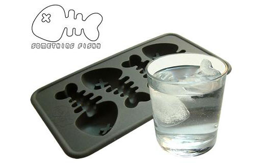 Cool gifts 25 unique and novelty ice cube trays for your for Cool fishing gifts
