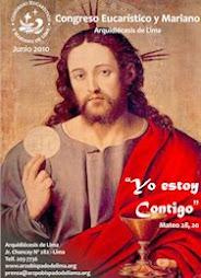 primer congreso eucarístico mariano