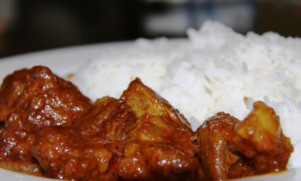 Sinning in Singapore: Recipe: Pork Vindaloo