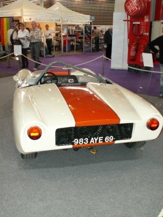 automobile sport et collection barquette marcadier fm 01