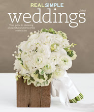 Feaured on Real Simple Weddings 2010
