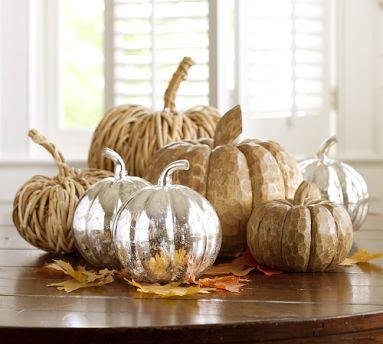 Halloween og inspirasjon fra Pottery Barn