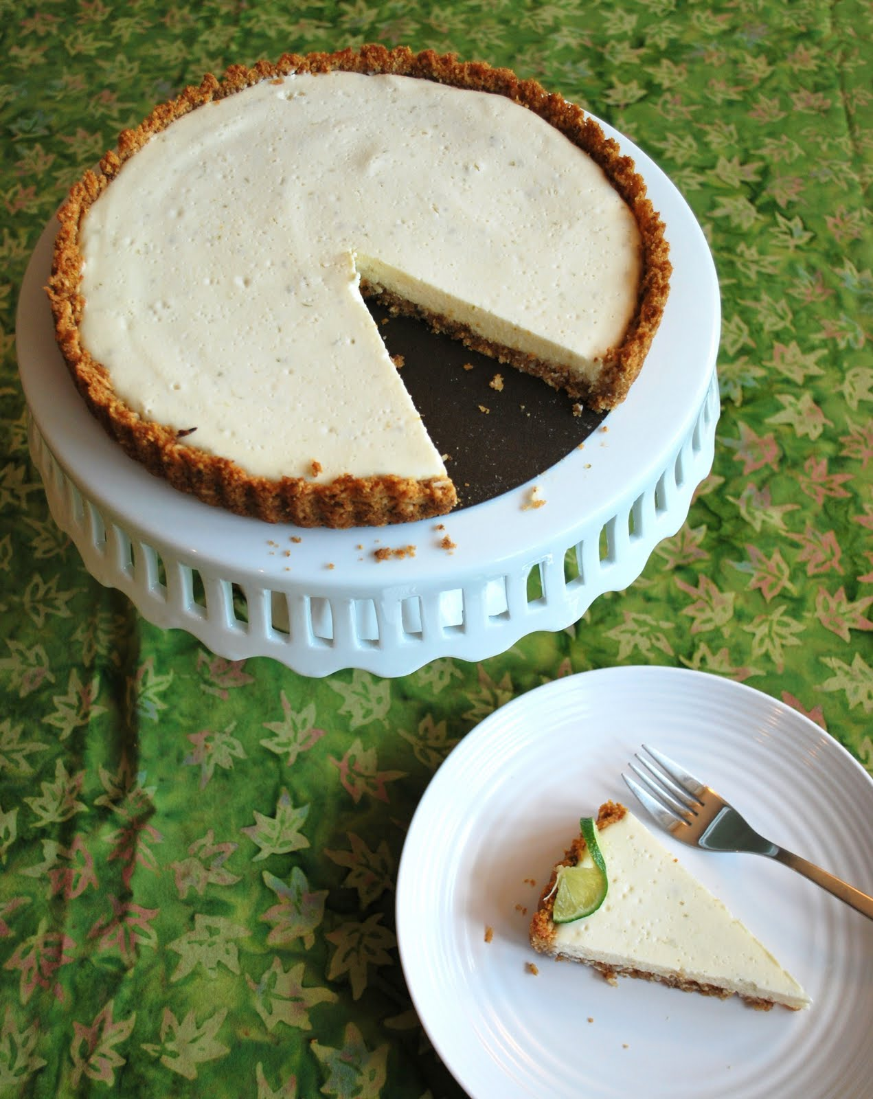 The Capitol Baker: Key Lime Pie