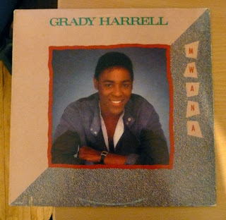 Grady Harrell - Wrong Side Of Love; from the LP Mwana (1984)