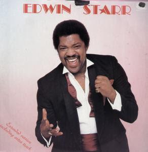 Edwin Starr - It Ain't Fair (1985) Full EP