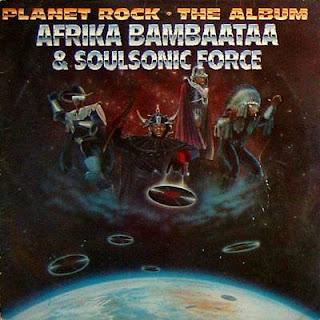 Afrika Bambaataa & SoulSonic Force – Planet Rock  (1986)[INFO]