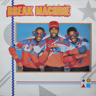 BREAK MACHINE *** 1984