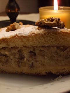 Ceviz Kremali Pasta Tarifi