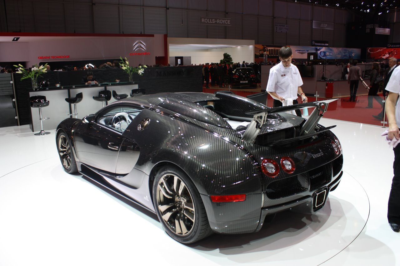 mansory bugatti veyron vincero. Black Bedroom Furniture Sets. Home Design Ideas