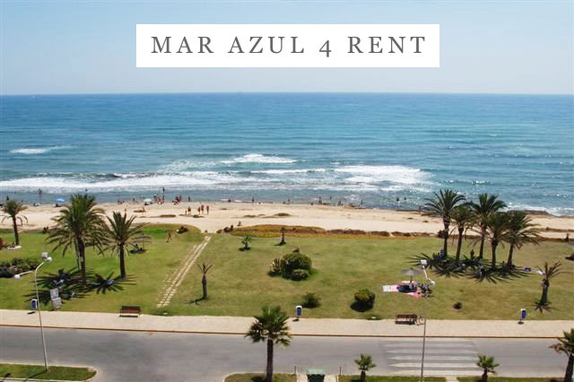MAR AZUL 4 RENT