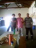 Alunos ,Professor Carlos e Coordenador Luis