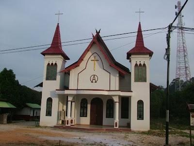 Gereja - Penganut Agama Kristian