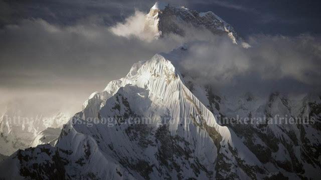 Masherbrum, Karakoram Mountains, Pakistan