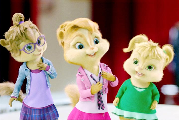 alvin and the chipmunks-#23