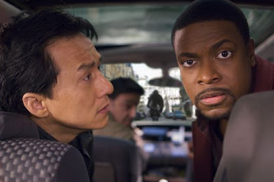 Jackie and Chris in Rush Hour 3
