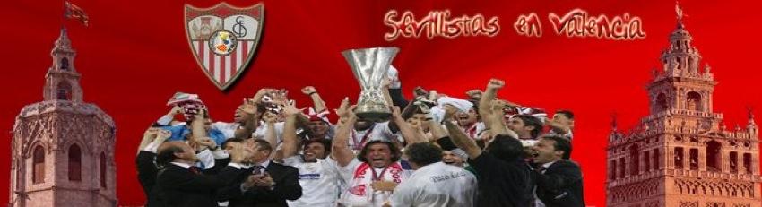 Sevillistas En Valencia