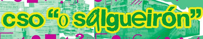 """======== > Centro Social Okupado  """"O SALGUEIRON"""""""