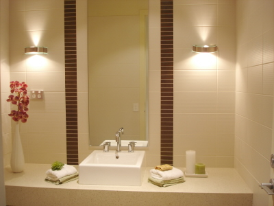 bathroom wall sconces | Bathroom Picture