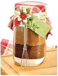 Holiday Gift Idea- Mason Jar Treats
