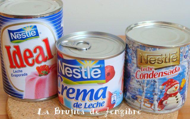 leche evaporada colombia: