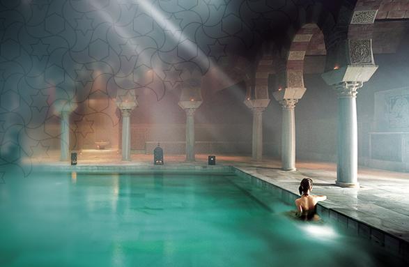 Baños Arabes Atocha | Esta Noche Soy Una Princesa Banos Arabes Medina Mayrit