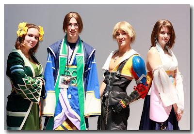 Final Fantasy Four: Otakon 2008 - Baltimore, MD