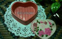 coklat box-love flower