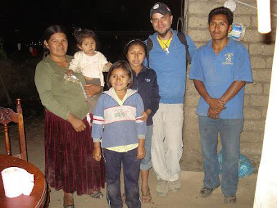Familia de Remedios en Cuajata