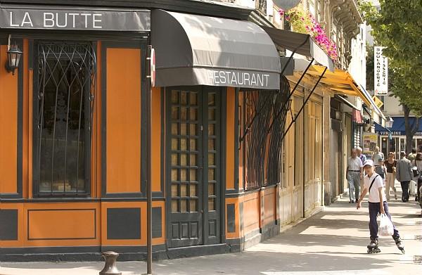 Paris 2010 05 - Restaurant butte aux cailles ...