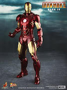 Hot Toys: Iron Man Mark IV (im markiv pr )