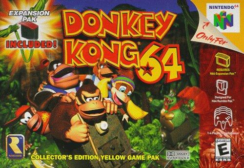 Emulador de Nintendo 64 (N64) + ROMS