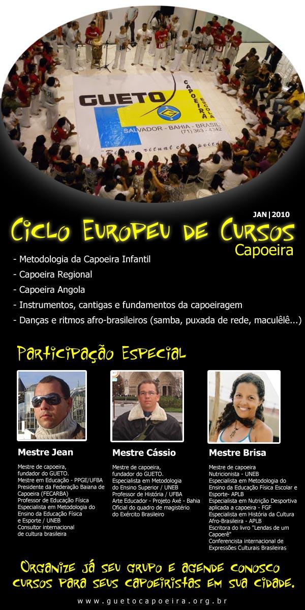 Ciclo Europeu de Capoeira