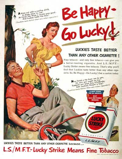 Significado emocional de fumar cigarrillos